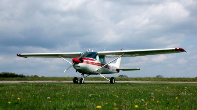 G-BODO Cessna 152 at Enstone Flying Club