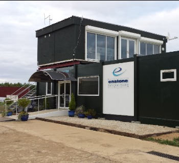 Enstone Flying Club, Club House