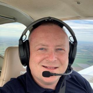 Matt Lane Enstone Flying Club Examiner
