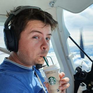 Sam Kidd Enstone Flying Club Instructor