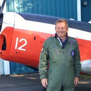 Steve Morrell Enstone Flying Club Instructor